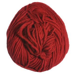 Brown Sheep Burly Spun Yarn - BS180 Ruby Red