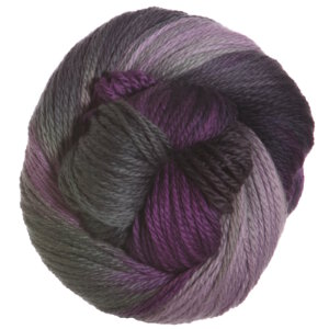 Lorna's Laces Shepherd Worsted Yarn - Black Purl
