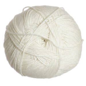 Crystal Palace Panda Silk Yarn - 3204 Natural Ecru