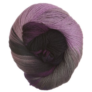 Lorna's Laces Shepherd Sport Yarn - Black Purl