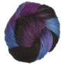 Lorna's Laces Shepherd Worsted Yarn - Blueberry Snowcone