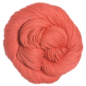 Blue Sky Fibers Skinny Cotton Yarn - 317 Coral (Available Late July)