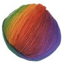 Crystal Palace Mini Mochi Yarn - 101 Intense Rainbow