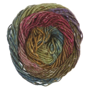 Noro Silk Garden Yarn - 279 Browns,Blues,Rose