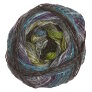 Noro Silk Garden Sock Yarn - 272 Greys, Lime, Brown