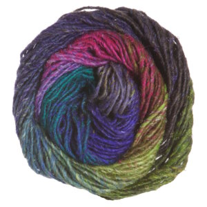 Noro Silk Garden Yarn - 301 Royal, Purple, Fuchsia, Lime