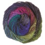 Noro Silk Garden - 301 Royal, Purple, Fuchsia, Lime (Discontinued)