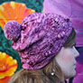 Justine Chenel Designs Patterns - Pop & Fizz Beanie - PDF DOWNLOAD