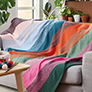 Rowan Daydreamer Collection Patterns - Hibernate Throw - PDF DOWNLOAD