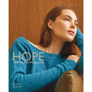 Kim Hargreaves Pattern Books - Hope photo