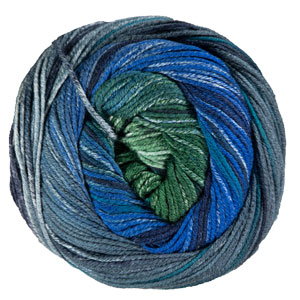 Trendsetter Streaker Yarn - 107 Dashes of Denim