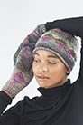 Berroco Fenugreek Hat & Mittens Kit