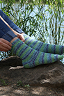 Universal Yarn Bamboo Pop Sock Basic Sock Kit