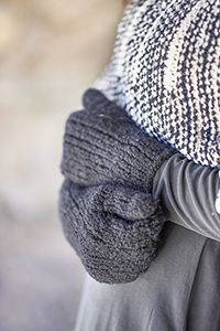 Berroco Lillian Mittens Kit - Hats and Gloves