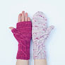 Madelinetosh Counterbalance Mitts or Mittens Kit