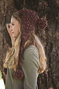Malabrigo Selvatico Hat Kit - Hats and Gloves