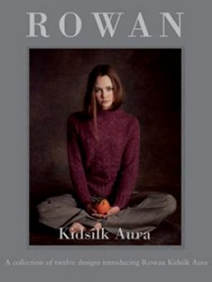 Rowan Pattern Books - Kidsilk Aura Collection