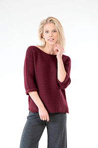Shibui Knits Fresco Pullover Kit - Women's Pullovers