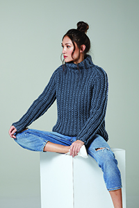 Rowan Moon Sweater Kit - Women's Pullovers