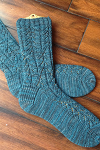 Madelinetosh Cadence Socks Kit - Socks