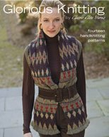 Classic Elite Pattern Books - 9082 Glorious Knitting