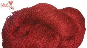 Classic Elite Alpaca Sox Yarn - 1832 - Cereza (Stitch Red) (Backordered)