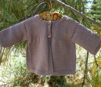 MATINEE JACKET KNITTING PATTERNS – Patterns 2013