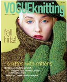 Vogue Knitting International Magazine - z'08 Fall (Discontinued)