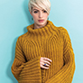 Urth Yarns #11 Brioche Pullover Kit - Women's Pullovers