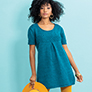 Madelinetosh #12 Pleated Tunic Kit