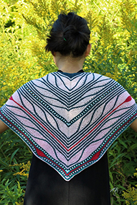 Scheepjes Butterfly/Papillon Shawl Kit - Scarf and Shawls
