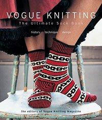 Vogue Knitting Book - The Ultimate Sock Book