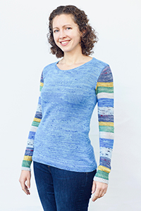 Lorna's Laces Sock Arms Pullover Kit - Women's Pullovers
