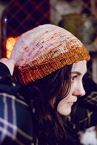 Hedgehog Fibres Meraki Hat Kit - Hats and Gloves
