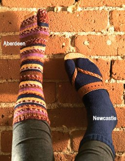 Berroco Sox Aberdeen Kit - Socks