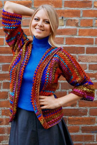 Urth Yarns Squared Up Jacket Kit - Women's Cardigans