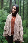 Biches et Buches Growth Rings Shawl Kit