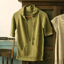 Berroco NaturLin Newburyport Kit - Women's Pullovers