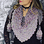 Hedgehog Fibres I Am Dragon III Shawl Kit