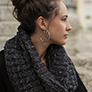 Rozetti Yarns Granite Cowl Kit