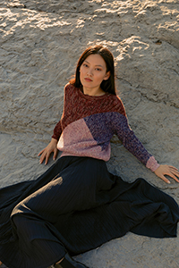 Madelinetosh Acre Pullover Kit - Women's Pullovers