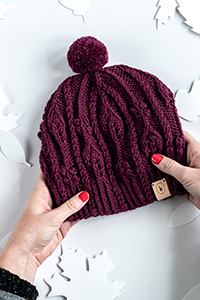 Kelbourne Woolens Germantown November Hat Kit - Hats and Gloves