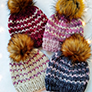 Malabrigo Twinkling Lights Hat Kit