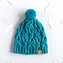 Kelbourne Woolens December Hat Kit