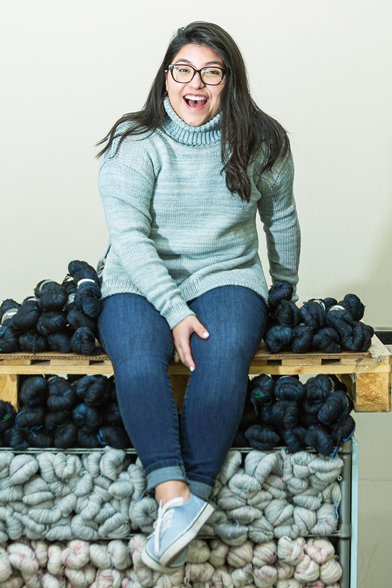 Madelinetosh Minimal Pullover (fingering) Kit - Women's Pullovers