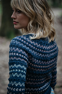 Madelinetosh Stonecrop Pullover Kit - Women's Pullovers