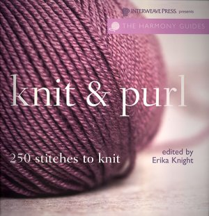 Harmony Guide - Knit and Purl - 250 Stitches to Knit