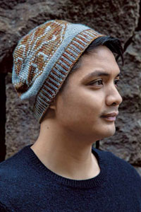 Malabrigo The Chamber of Secrets Beanie Kit - Hats and Gloves