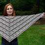 Madelinetosh Yarden Shawl Kit