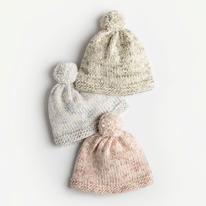 Blue Sky Fibers Bundle of Joy Hat Kit - Baby and Kids Accessories